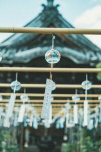 Carillon japonais Furin