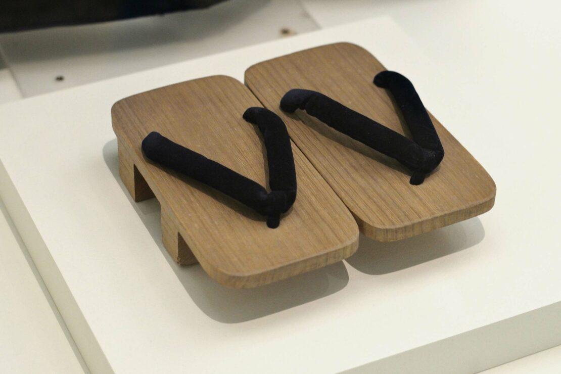 Les geta, les chaussures japonaises traditionnelles