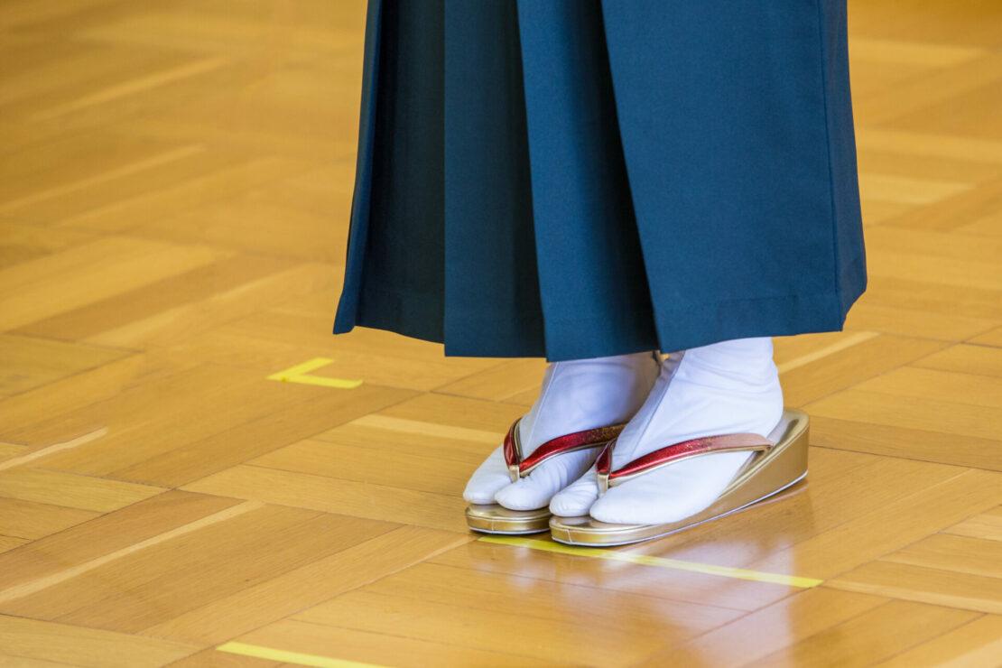 Les chaussettes tabi, une tradition japonaise