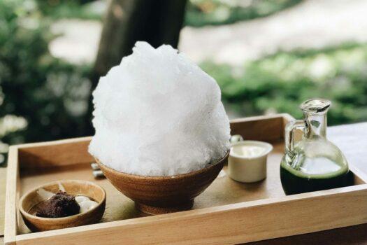 Kakigōri, la délicieuse alternative aux crèmes glacées