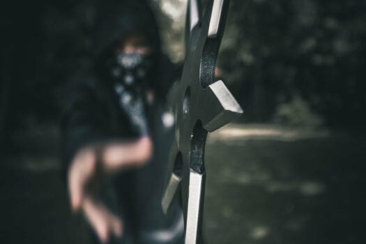 Shuriken : les étoiles de ninja