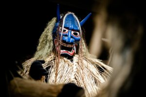 masque japonais Namahage