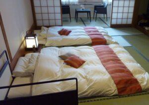 futon lit japonais