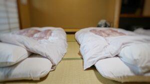 futon du Japon