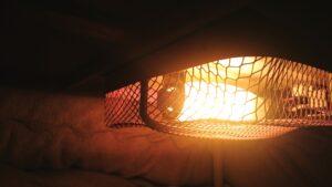 système de chauffage pour kotatsu