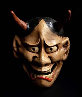 masque Hannya