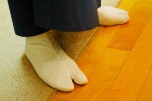 chaussettes tabi