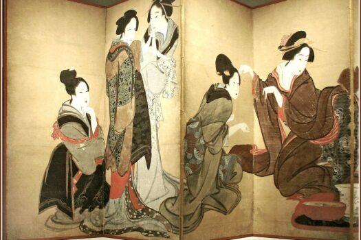 Byōbu, le paravent japonais pratique et esthétique