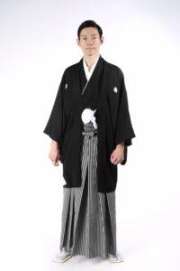 tenue de marié avec hakama