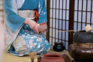 cérémonie du thé japon