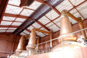 alambics pour whisky japonais