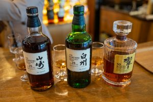 whiskies japonais Suntory