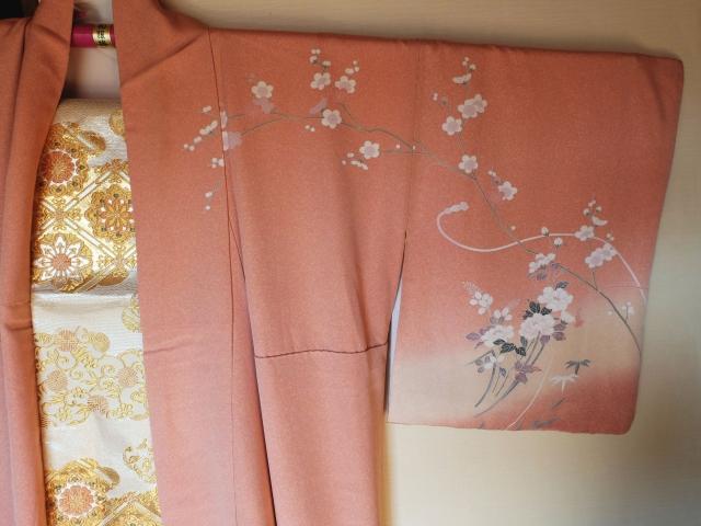 kimono suspendu
