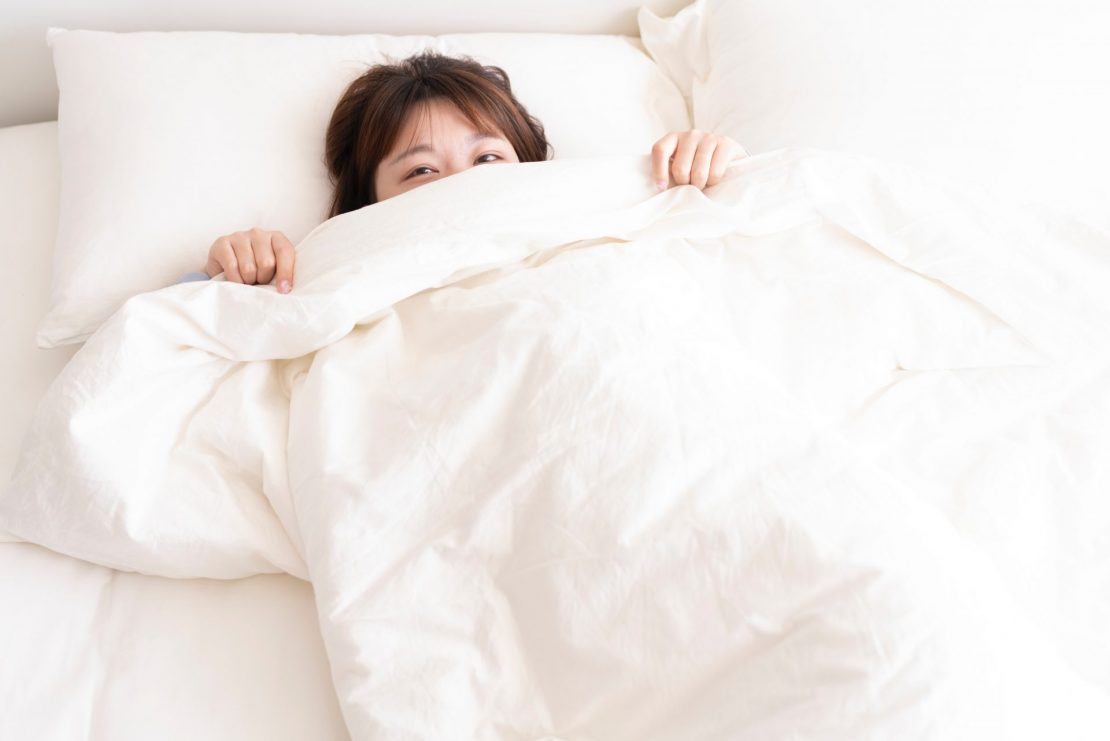 L'oreiller japonais : écologique, mais pas seulement