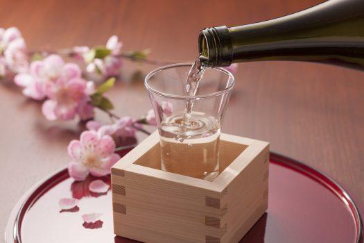 Le saké japonais, une boisson digne des dieux